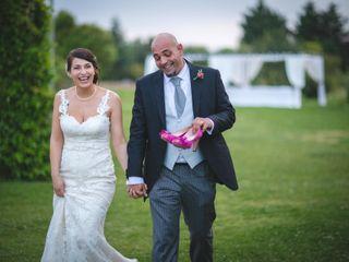 Le nozze di Ylenia e Cristian
