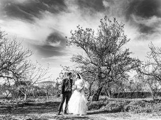 Le nozze di Maria e Salvatore