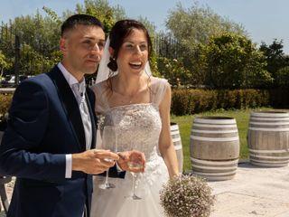 Le nozze di Paolo e Jennifer