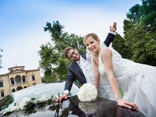 Le nozze di Erica e Alberto