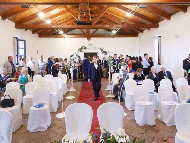 Il matrimonio di Giulia e Alessandro a Cavour, Torino 5