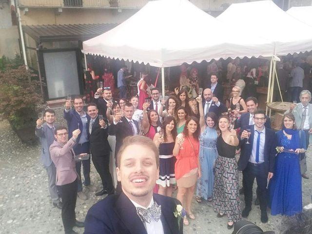 Il matrimonio di Giulia e Alessandro a Cavour, Torino 9
