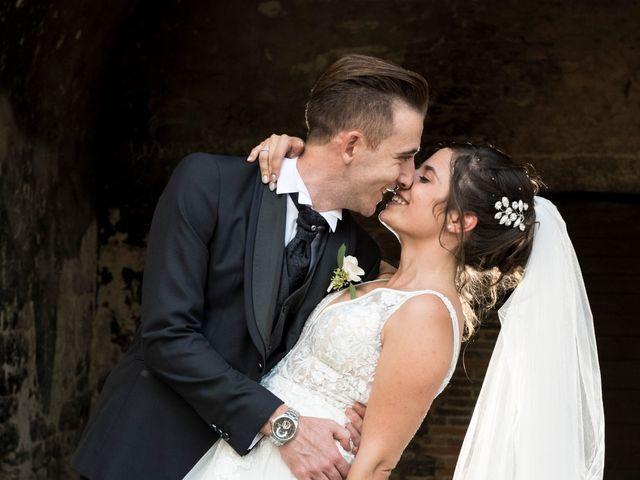 le nozze di Arianna e Lorenzo