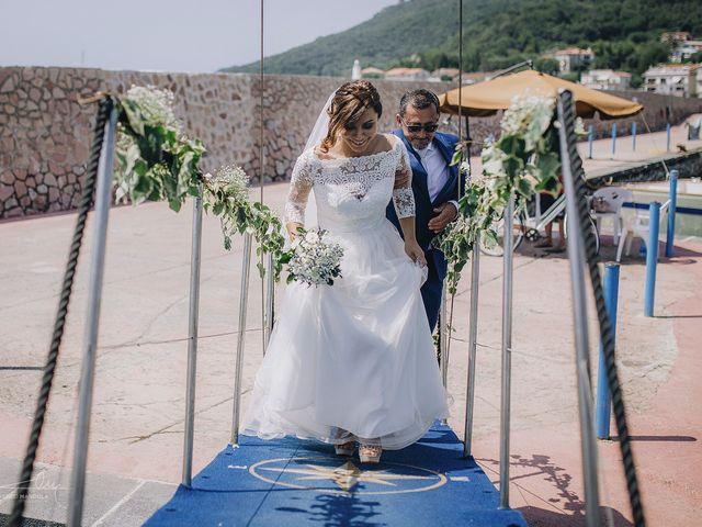 Il matrimonio di Alessandro e Francesca a Sapri, Salerno 24