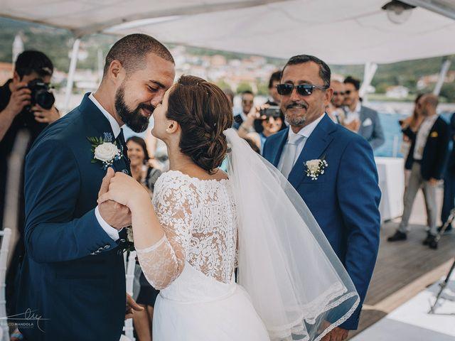 Il matrimonio di Alessandro e Francesca a Sapri, Salerno 26