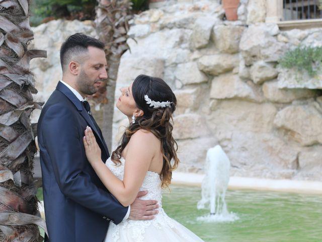 Le nozze di Claudia e Gerardo