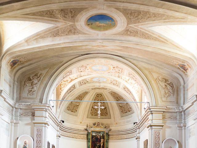Il matrimonio di Federico e Ilenia a Migliarino, Ferrara 11