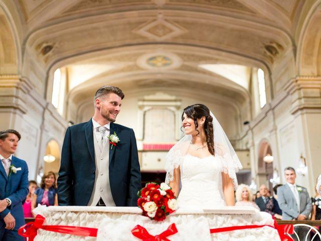 Il matrimonio di Federico e Ilenia a Migliarino, Ferrara 13