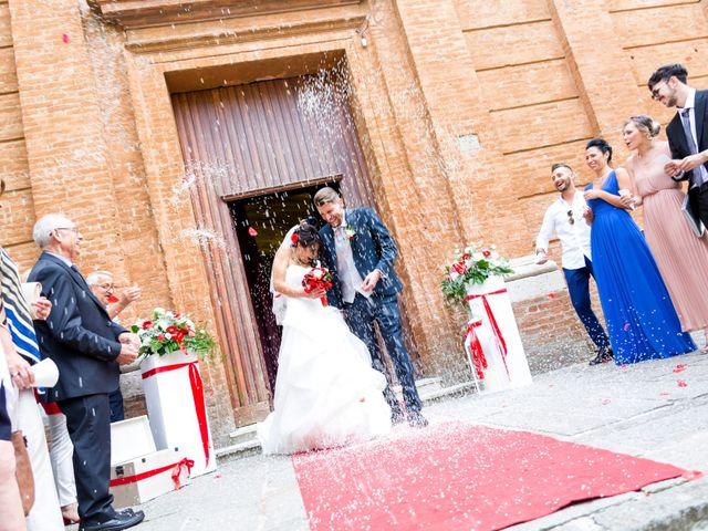 Il matrimonio di Federico e Ilenia a Migliarino, Ferrara 16