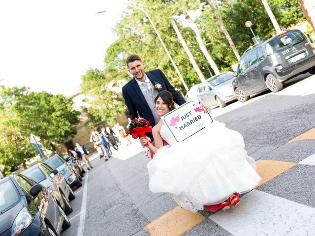 Il matrimonio di Federico e Ilenia a Migliarino, Ferrara 17