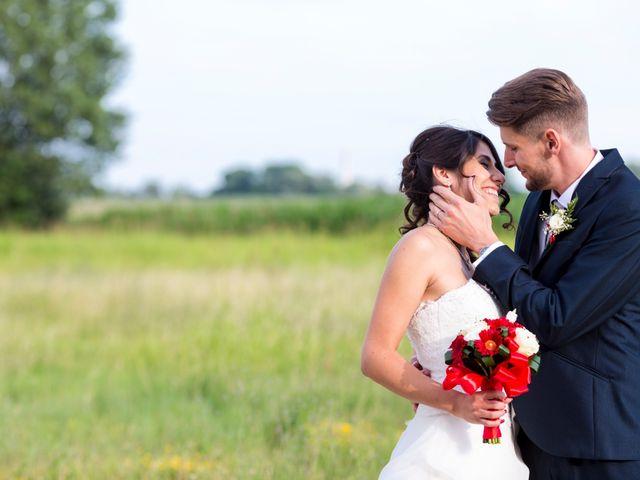 Il matrimonio di Federico e Ilenia a Migliarino, Ferrara 18