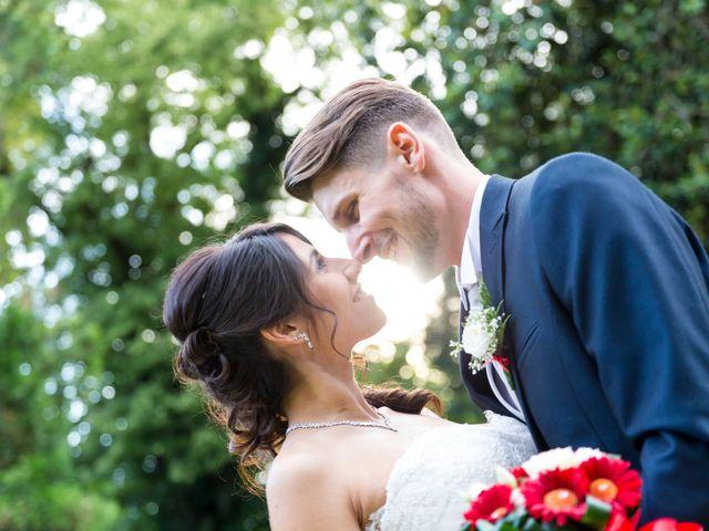 Il matrimonio di Federico e Ilenia a Migliarino, Ferrara 22