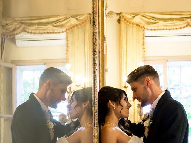 Il matrimonio di Federico e Ilenia a Migliarino, Ferrara 28
