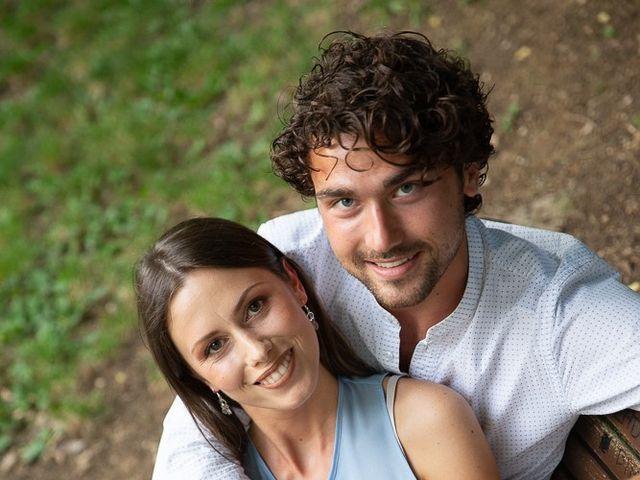 Il matrimonio di Michael e Francesca a Brescia, Brescia 6