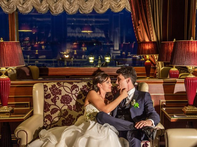 Le nozze di Ornela e Christian