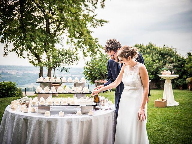 Il matrimonio di Enrico e Diletta a Clavesana, Cuneo 35