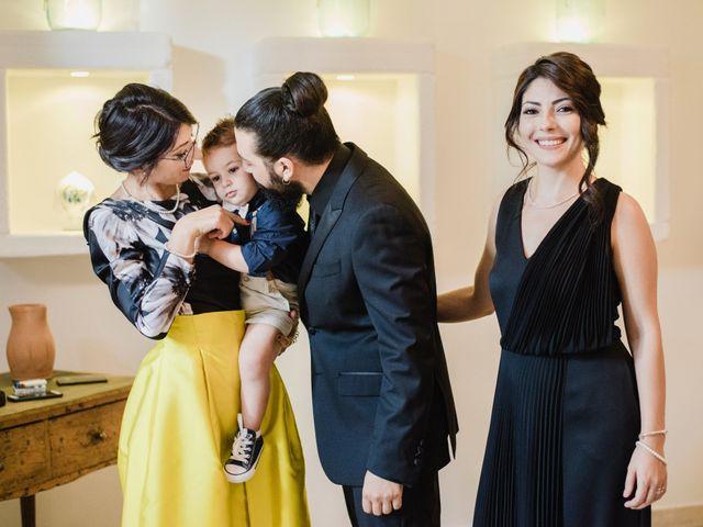 Il matrimonio di Damiano e Valentina a Brindisi, Brindisi 12