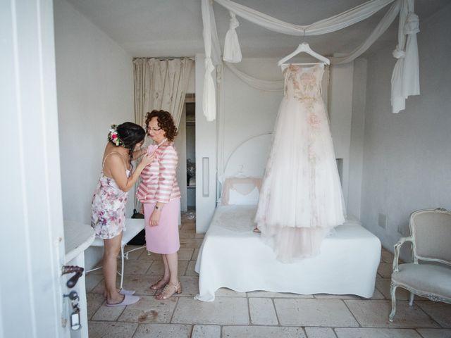 Il matrimonio di Damiano e Valentina a Brindisi, Brindisi 26