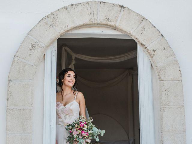 Il matrimonio di Damiano e Valentina a Brindisi, Brindisi 39