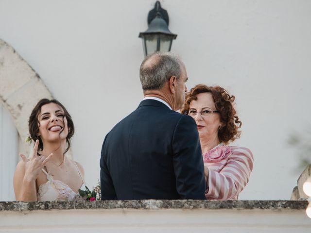 Il matrimonio di Damiano e Valentina a Brindisi, Brindisi 42