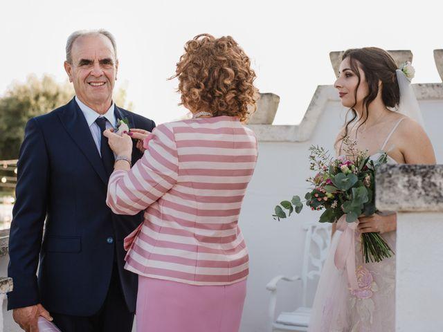 Il matrimonio di Damiano e Valentina a Brindisi, Brindisi 43
