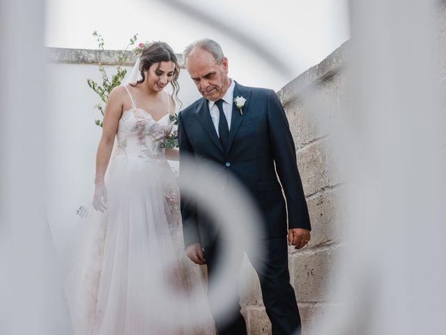 Il matrimonio di Damiano e Valentina a Brindisi, Brindisi 44