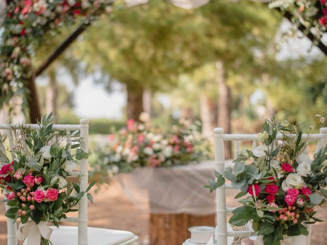 Il matrimonio di Damiano e Valentina a Brindisi, Brindisi 46