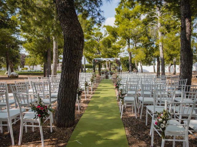 Il matrimonio di Damiano e Valentina a Brindisi, Brindisi 48