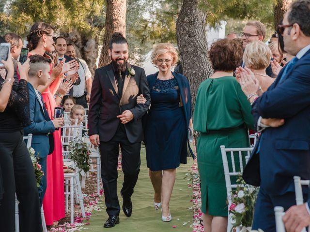 Il matrimonio di Damiano e Valentina a Brindisi, Brindisi 50