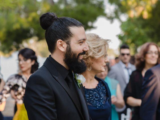 Il matrimonio di Damiano e Valentina a Brindisi, Brindisi 51