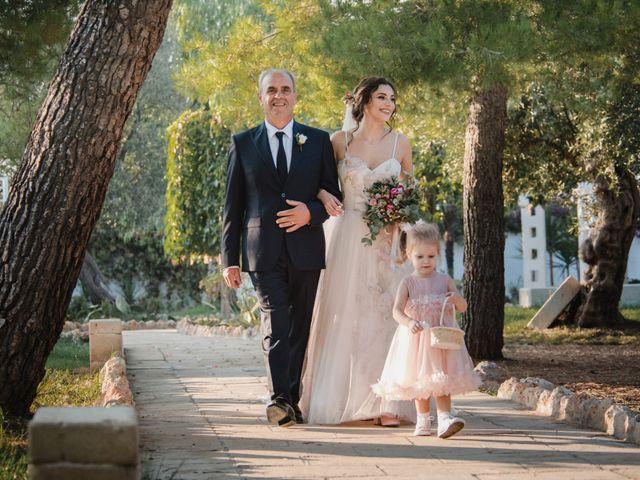 Il matrimonio di Damiano e Valentina a Brindisi, Brindisi 53