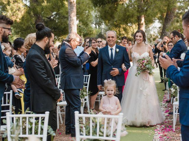 Il matrimonio di Damiano e Valentina a Brindisi, Brindisi 54