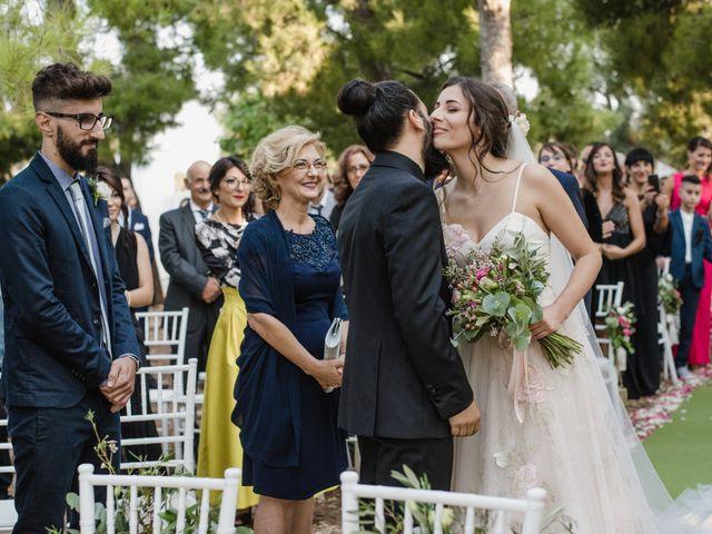 Il matrimonio di Damiano e Valentina a Brindisi, Brindisi 55
