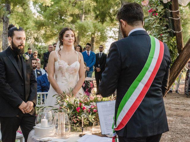 Il matrimonio di Damiano e Valentina a Brindisi, Brindisi 60