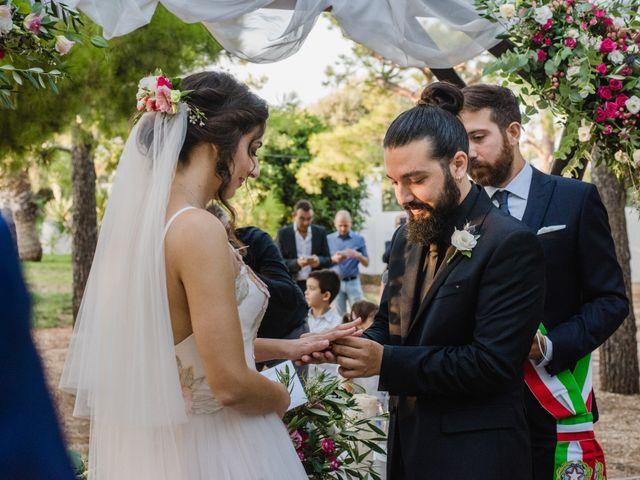 Il matrimonio di Damiano e Valentina a Brindisi, Brindisi 61