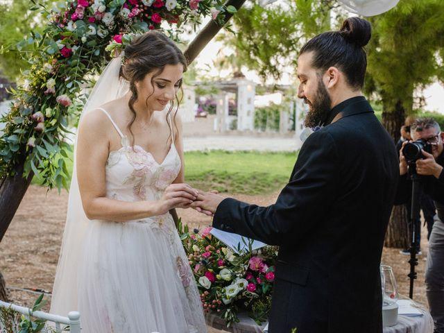 Il matrimonio di Damiano e Valentina a Brindisi, Brindisi 63
