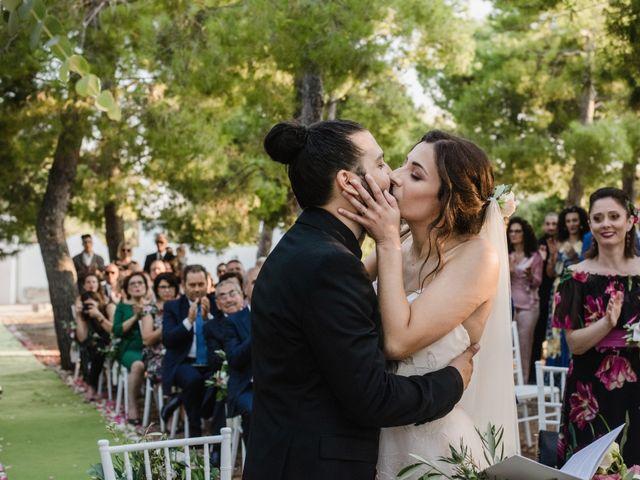 Il matrimonio di Damiano e Valentina a Brindisi, Brindisi 65