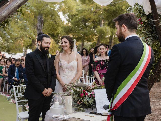 Il matrimonio di Damiano e Valentina a Brindisi, Brindisi 70