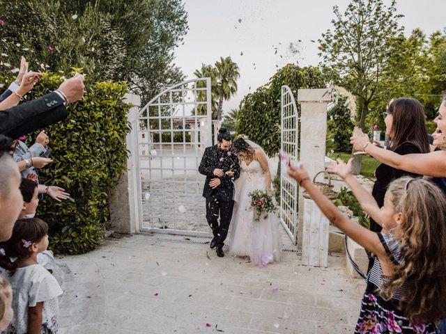 Il matrimonio di Damiano e Valentina a Brindisi, Brindisi 73