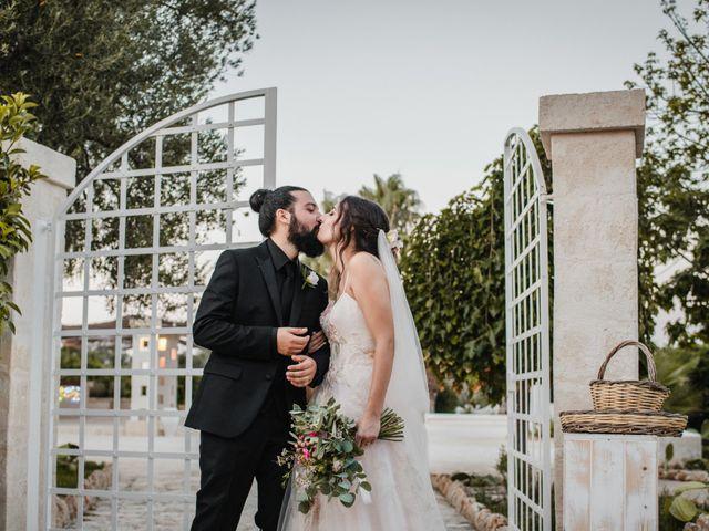 Il matrimonio di Damiano e Valentina a Brindisi, Brindisi 74