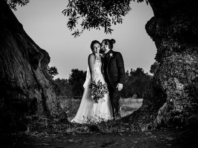 Il matrimonio di Damiano e Valentina a Brindisi, Brindisi 76