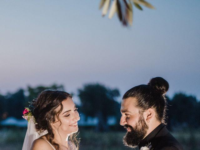 Il matrimonio di Damiano e Valentina a Brindisi, Brindisi 77
