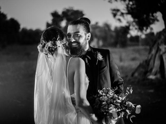 Il matrimonio di Damiano e Valentina a Brindisi, Brindisi 78