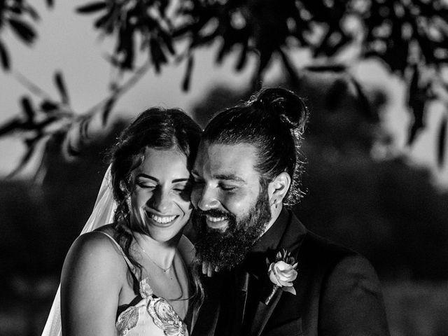 Il matrimonio di Damiano e Valentina a Brindisi, Brindisi 79