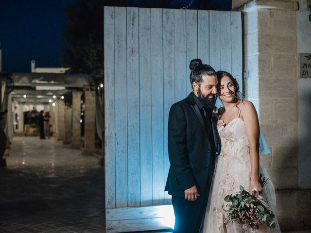 Il matrimonio di Damiano e Valentina a Brindisi, Brindisi 87