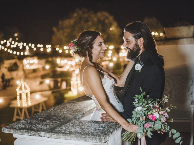 Il matrimonio di Damiano e Valentina a Brindisi, Brindisi 89