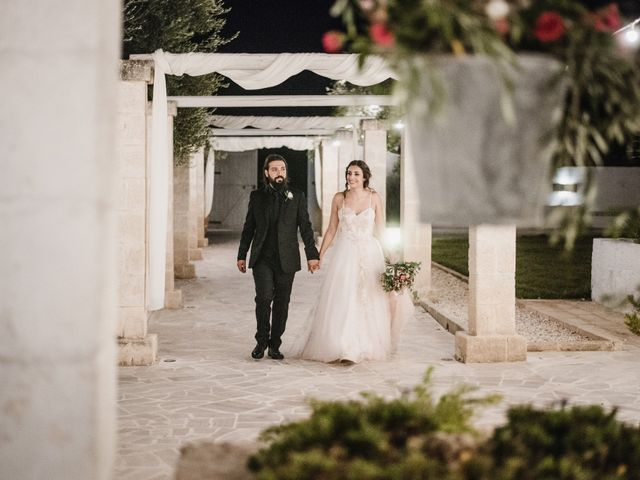 Il matrimonio di Damiano e Valentina a Brindisi, Brindisi 95