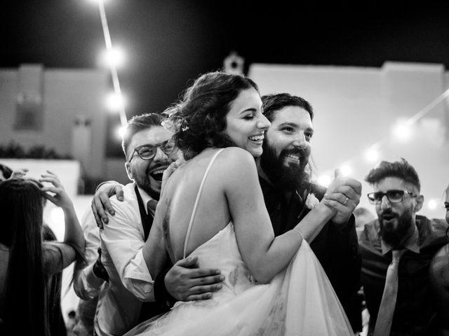 Il matrimonio di Damiano e Valentina a Brindisi, Brindisi 101
