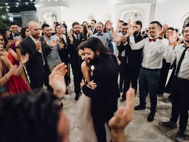 Il matrimonio di Damiano e Valentina a Brindisi, Brindisi 104