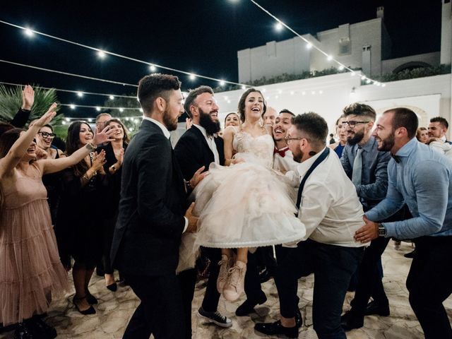 Il matrimonio di Damiano e Valentina a Brindisi, Brindisi 107